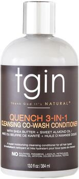 TGIN Quench 3-in-1 Co-Wash Conditioner and Detangler