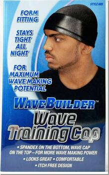 Wave Builder Training Cap, black