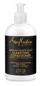 Shea Moisture African Black Soap Clarifying Conditioner