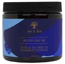 As I Am Tea Tree Oil Dandruff Cowash