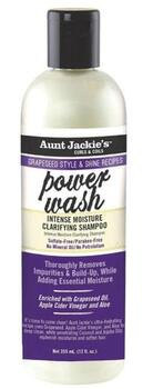 Aunt Jackie's Power Wash Shampoo