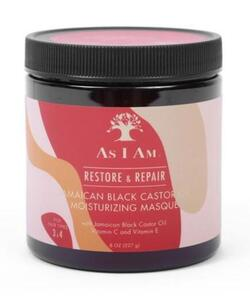 As I Am Restore & Repair JBCO Moisturizing Masque
