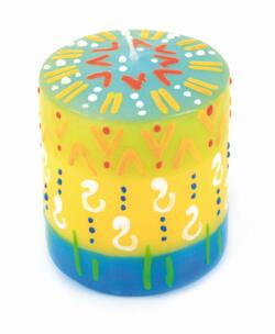 "Candle ""Spring Meadow"""