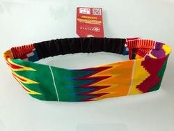 "Hair band ""Fiery"""