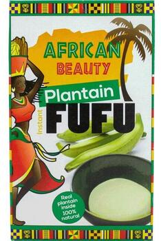 African Beauty Plantain Fufu Mix