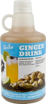 Bella Ginger Drink