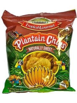 Plantain Chips Naturally Sweet
