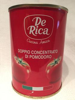 De Rica Tomato Paste, Double Concentrated 400g