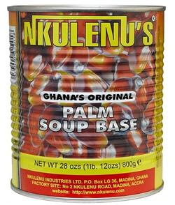 Nkulenu's Palm Soup Base
