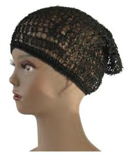 Afri hair net, black