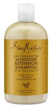 Shea Moisture Raw Shea Butter Moisture Retention Shampoo