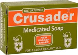 Crusader soap