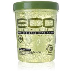ECO Styler Gel Olive Oil, 946 ml/32 oz.