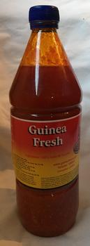 Guinea Fresh Palm Oil, 1liter