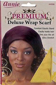 Deluxe Wrap Scarf, yellow
