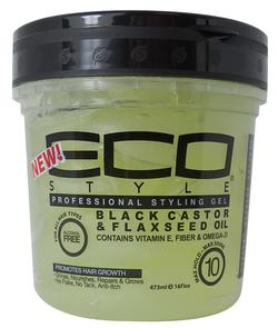 ECO Styler Styling Gel Black Castor Oil & Flax Seed