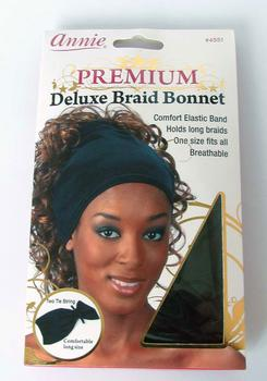 Deluxe Braid Bonnet