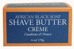 Shea Moisture African Black Soap Shave Butter Creme