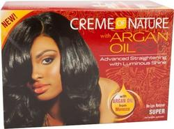 Creme of Nature Argan Oil Relaxer SUPER