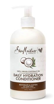 Shea Moisture 100% Virgin Coconut Oil Daily Hydration Conditioner