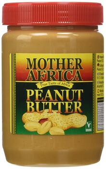 Mother Africa Peanut Butter