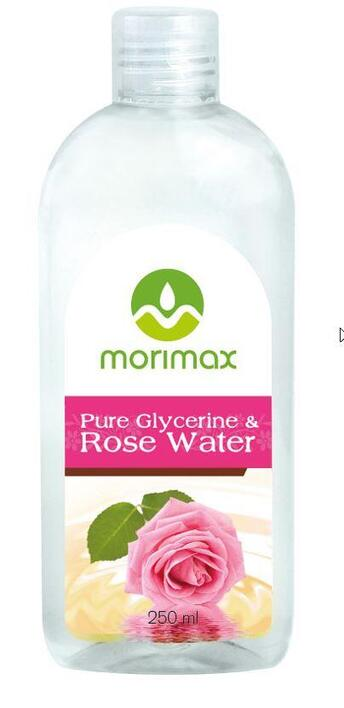 Morimax Pure Glycerin & Rose Water