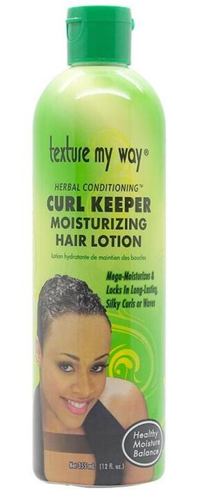 Texture My Way Curl Keeper Hair Lotion