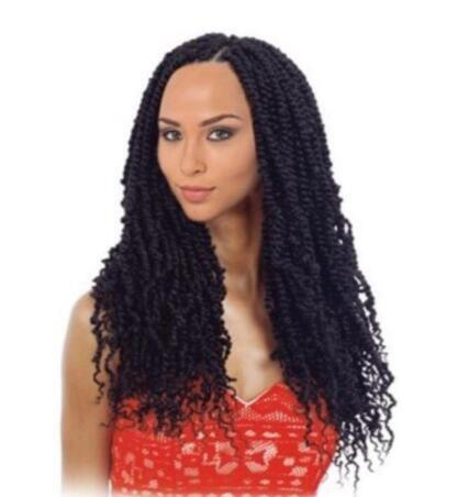 "Cherish Bulk Passion Twist 18"" Crochet"
