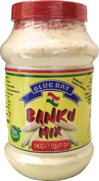 Blue Bay Banku Mix 1kg