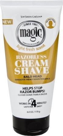Magic Cream Shave Smooth