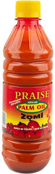 Praise Zomi Palm oil 500ml