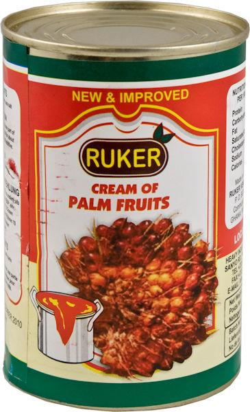 Ruker Palm Fruit Cream 420g