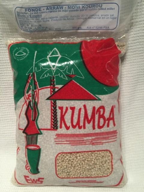 Kumba Araw Rolled Millet