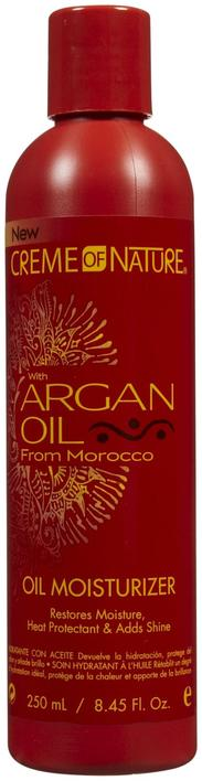Creme of Nature Argan Oil Moisturizer 250ml