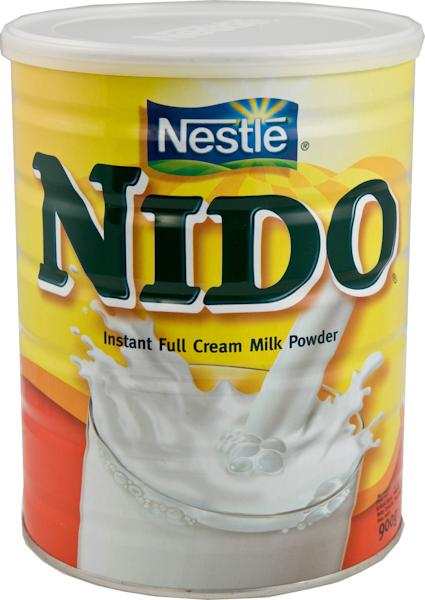 NIDO Instant full cream milk powder 900g