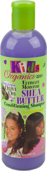 Kids Organics Sheabutter & Conditioning Shampoo