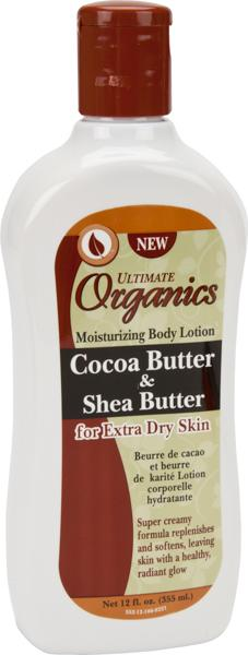 Ultimate Organics Cocoabutter &