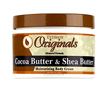 Africa's Best Ultimate Originals Cocoabutter & Sheabutter