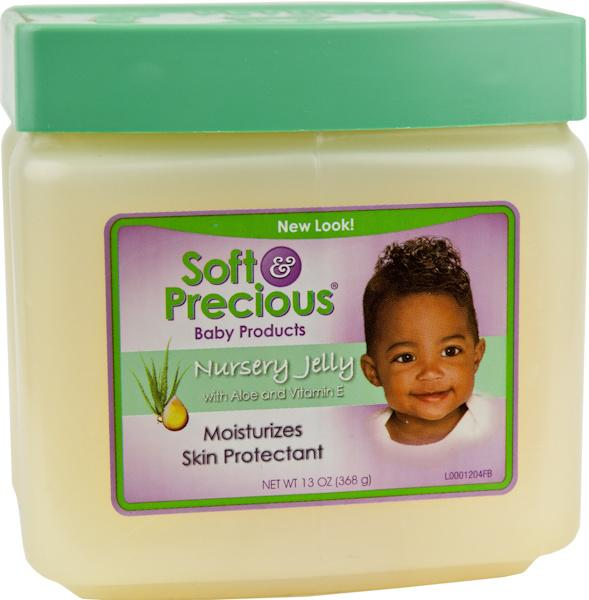 Soft & Precious Nursery Jelly Aloe & Vit E, 368g