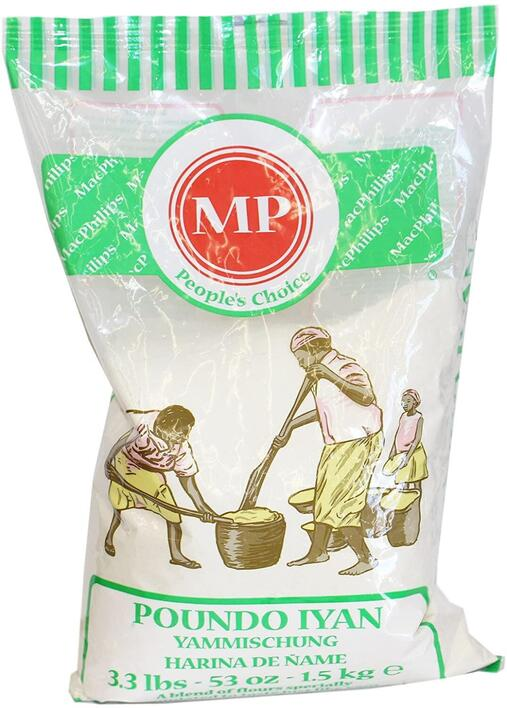 MP Pounded Yam 1,5 kg