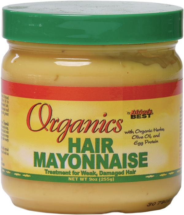Organics Hair Mayonnaise 255g