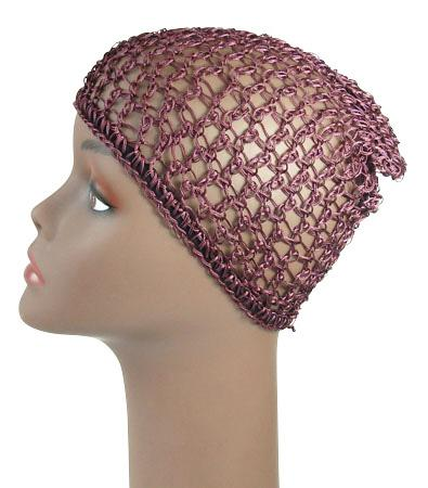 Afri hair net, brown
