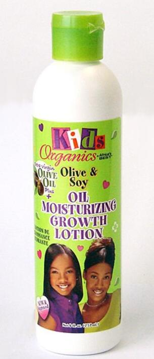 Kids Organics Olive Oil & Soy Lotion