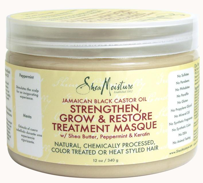 SheaMoisture Strengthen & Restore Treatment Masque