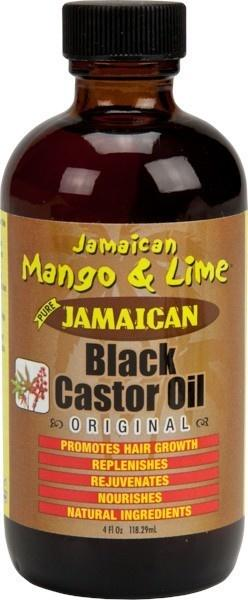 Jamaican Black Castor Oil Mango & Lime 118,3 ml