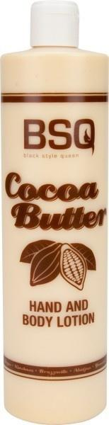 BSQ Cocoa Butter Hand & Body Lotion