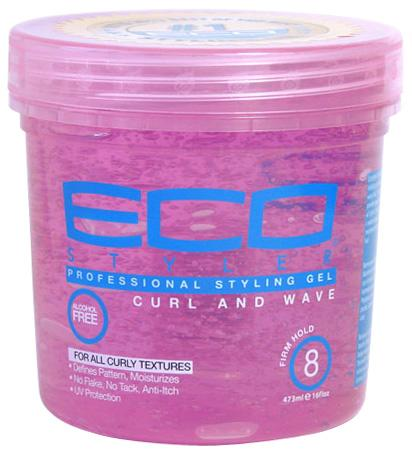 ECO Styler Professional Styling Gel for Curly Hair, 473ml
