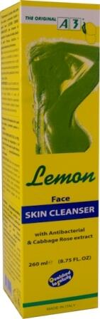 A3 Lemon Skin Cleanser