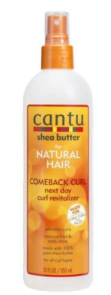 Cantu Comeback Curl Next Day Curl Revitalizer