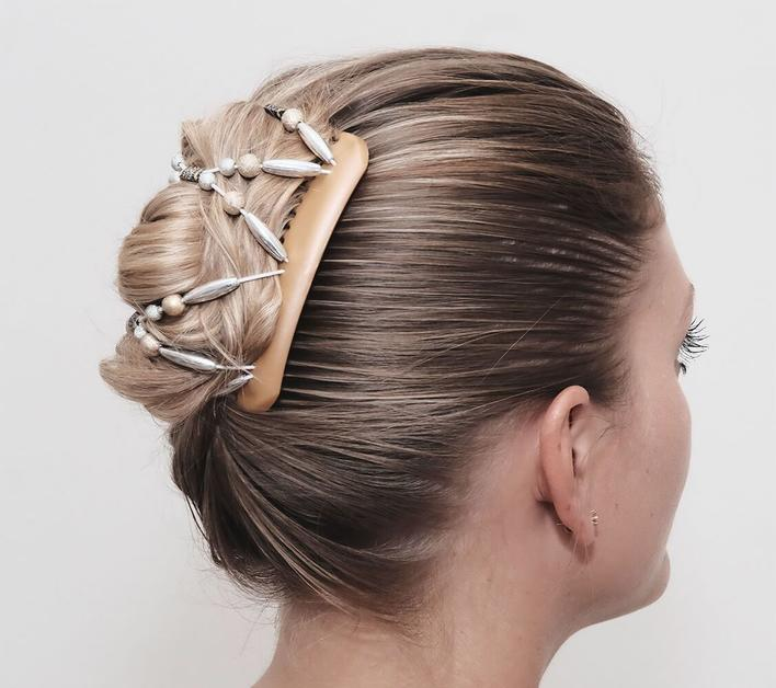 "Butterfly Hairclip ""Karla"""